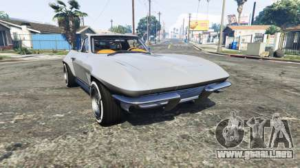 Chevrolet Corvette Sting Ray (C2) [replace] para GTA 5