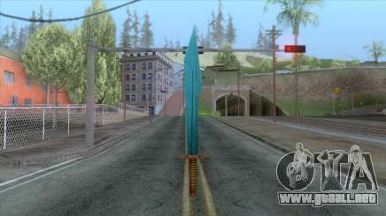 Marvel Future Fight - Sword Thor Raganarok para GTA San Andreas