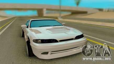 Nissan 200SX LS14 para GTA San Andreas