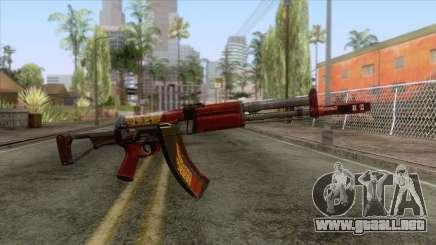 Counter-Strike Online 2 AEK-971 v2 para GTA San Andreas