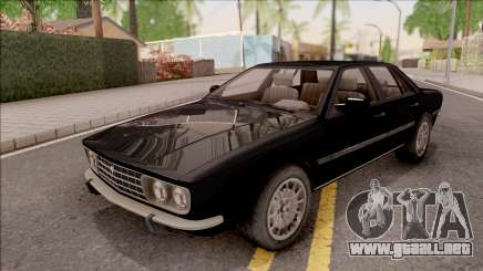 Imponte Vincent IVF para GTA San Andreas