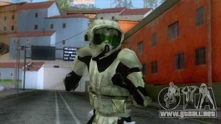 Star Wars JKA - Kashyyyk Clone Skin 2 para GTA San Andreas