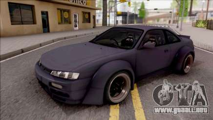 Nissan 200SX Rocket Bunny v4 para GTA San Andreas