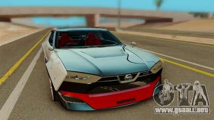 Nissan Nismo IDX para GTA San Andreas