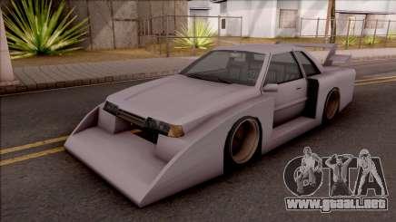 Previon Formula BETA para GTA San Andreas