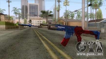 CrossFire AK-12 Assault Rifle v2 para GTA San Andreas