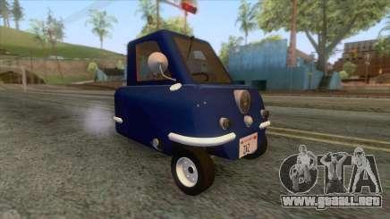 Peel P50 2011 para GTA San Andreas