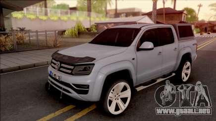 Izmir Volkswagen Amarok Coche para GTA San Andreas