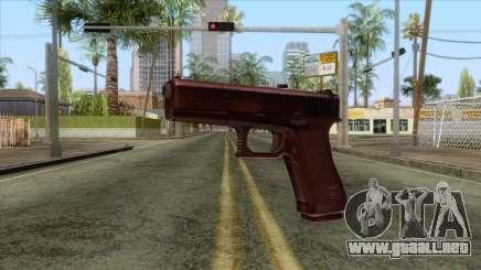 Glock 17 Original para GTA San Andreas