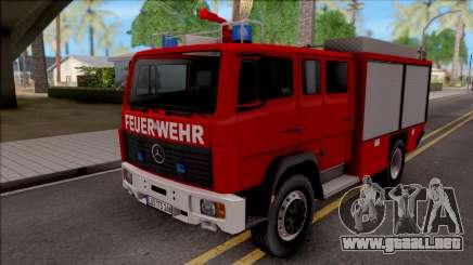 Mercedes-Benz 1222 LF 16/12 Feuerwehr para GTA San Andreas