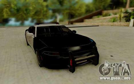 Dodge Charger SRT8 Hellcat 2015 para GTA San Andreas