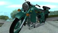 Ural M-67 para GTA San Andreas