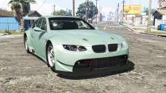 BMW M3 GT2 (E92) [replace] para GTA 5