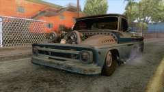 Chevrolet C10 Tiffany 1963 para GTA San Andreas