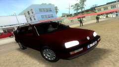 Volkswagen Golf Mk3 Variante para GTA Vice City