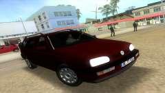 Volkswagen Golf Mk3 Variante para GTA Vice City