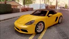 Porsche Boxter S 2017 v2 para GTA San Andreas