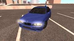 BMW E39 M5 para GTA San Andreas