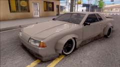 Elegy Drift Low Poly para GTA San Andreas