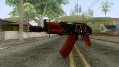 GTA 5 - Compact Rifle para GTA San Andreas