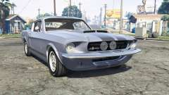 Ford Mustang GT500 1967 [replace] para GTA 5