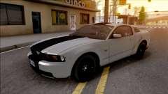 Ford Mustang GT 2010 SVT Rims para GTA San Andreas