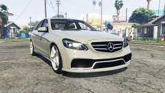 Mercedes-Benz E63 AMG (W212) 2013 [replace] para GTA 5