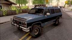GMC Suburban 1989 HQLM para GTA San Andreas