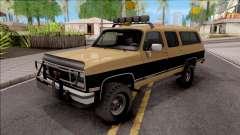 GMC Suburban 1989 IVF para GTA San Andreas
