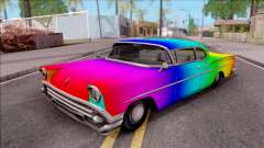 Rainbow Tornado para GTA San Andreas