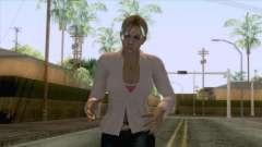 Jill Casual Skin v3 para GTA San Andreas