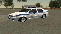 Fiat Albea ППСП V0.1 para GTA San Andreas