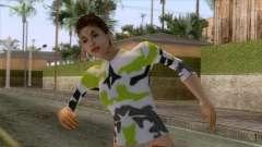 New Swfyst Skin para GTA San Andreas