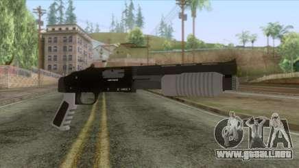 GTA 5 - Sawed-Off Shotgun para GTA San Andreas