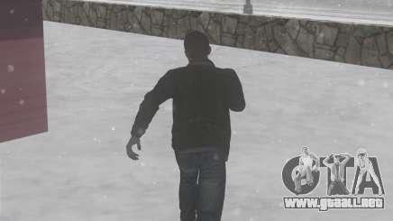 Invierno pasos para GTA San Andreas