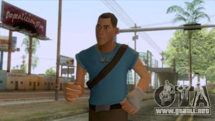 Team Fortress 2 - Scout Skin v1 para GTA San Andreas