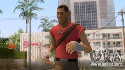 Team Fortress 2 - Pyro Skin v2 para GTA San Andreas