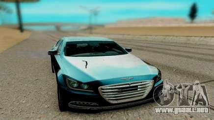 Hyundai Genesis G380 para GTA San Andreas
