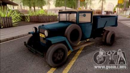 EL GAS-410 1946 FIV para GTA San Andreas
