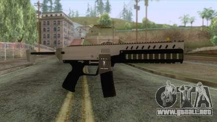 GTA 5 - Combat PDW para GTA San Andreas