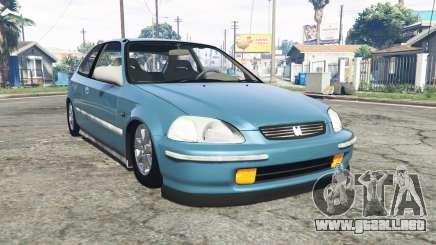 Honda Civic (EK9) para GTA 5