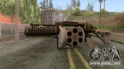 GTA 5 - Grenade Launcher para GTA San Andreas