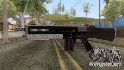 GTA 5 - Assault Shotgun para GTA San Andreas