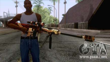 Barrett Royal Dragon v1 para GTA San Andreas