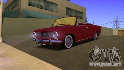 VAZ 2101 Convertible de la Unión Soviética para GTA San Andreas