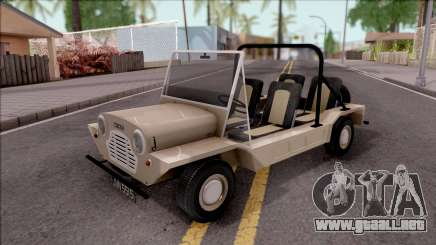 BMC Mini Moke para GTA San Andreas