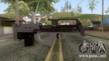 GTA 5 - Assault SMG para GTA San Andreas