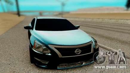 Nissan Teana 2017 para GTA San Andreas