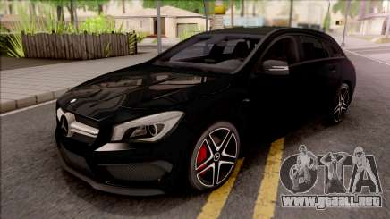 Mercedes-Benz CLA 45 AMG Shooting Breake v2 para GTA San Andreas
