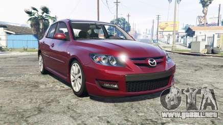 Mazdaspeed3 (BK2) 2009 [add-on] para GTA 5